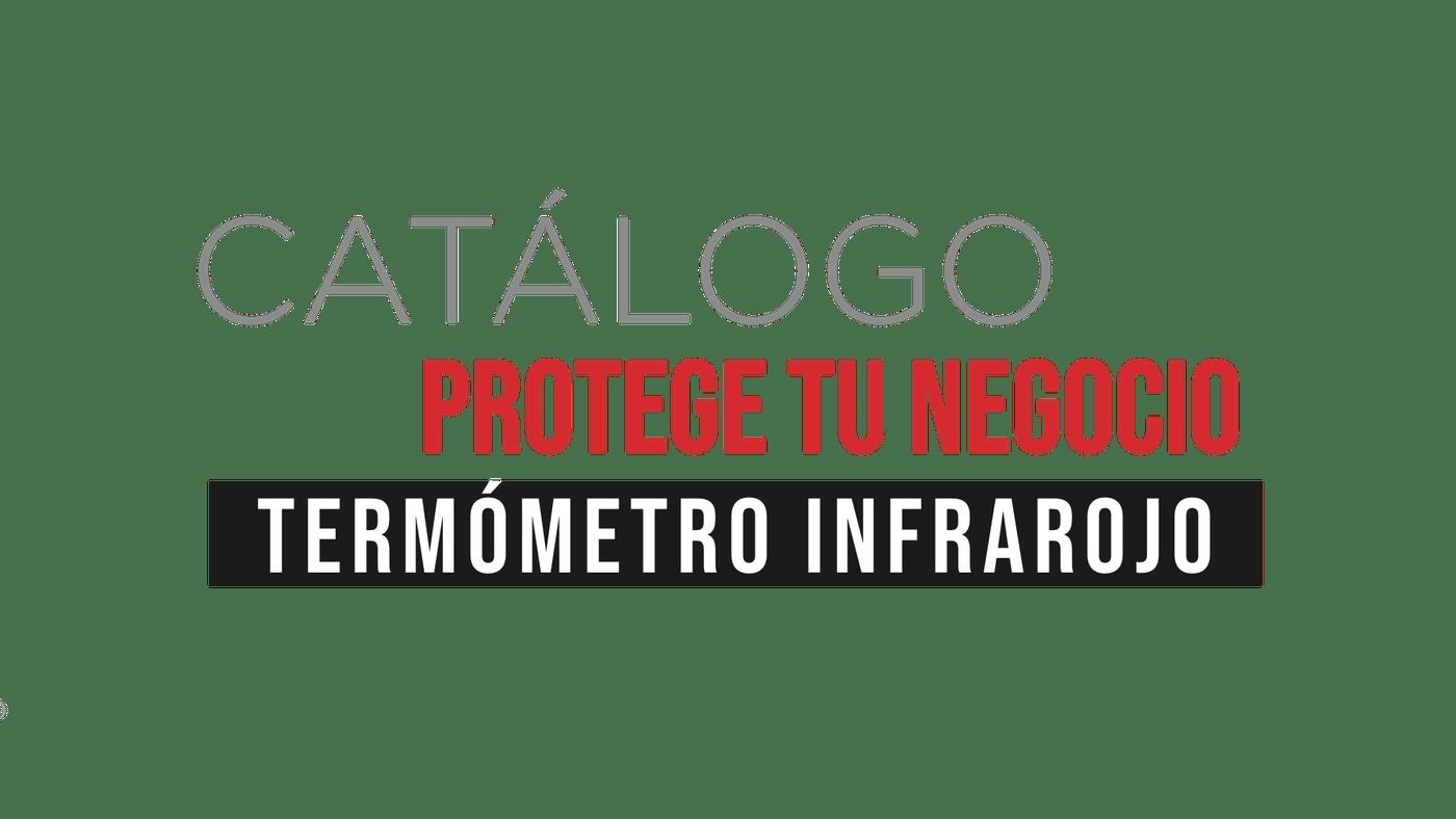 Promomart - Termómetro Infrarojo